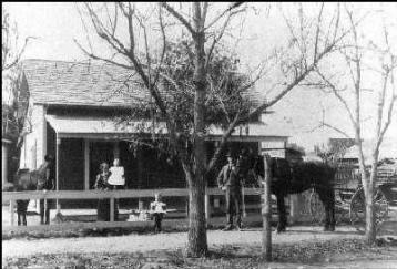 B.B. Moeur House 1900