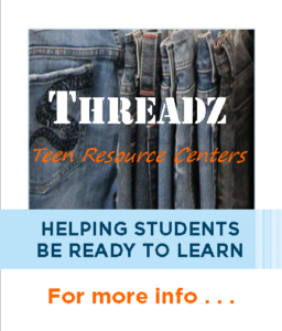 Threadz Teen Resource Centers